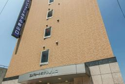 新山口康福特酒店 Comfort Hotel Shin Yamaguchi