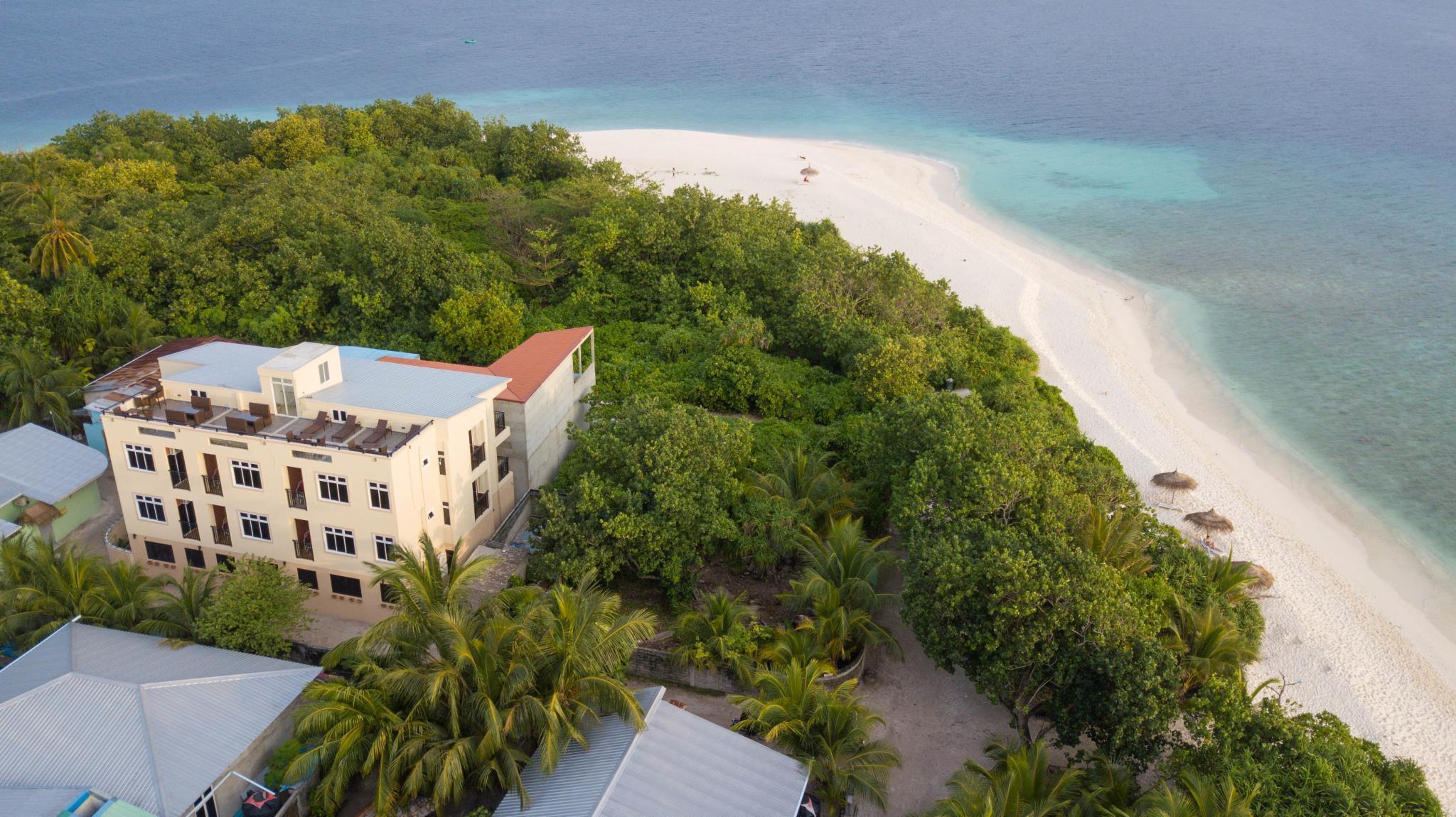 Paguro Beach Inn Maldives Islands Maldives