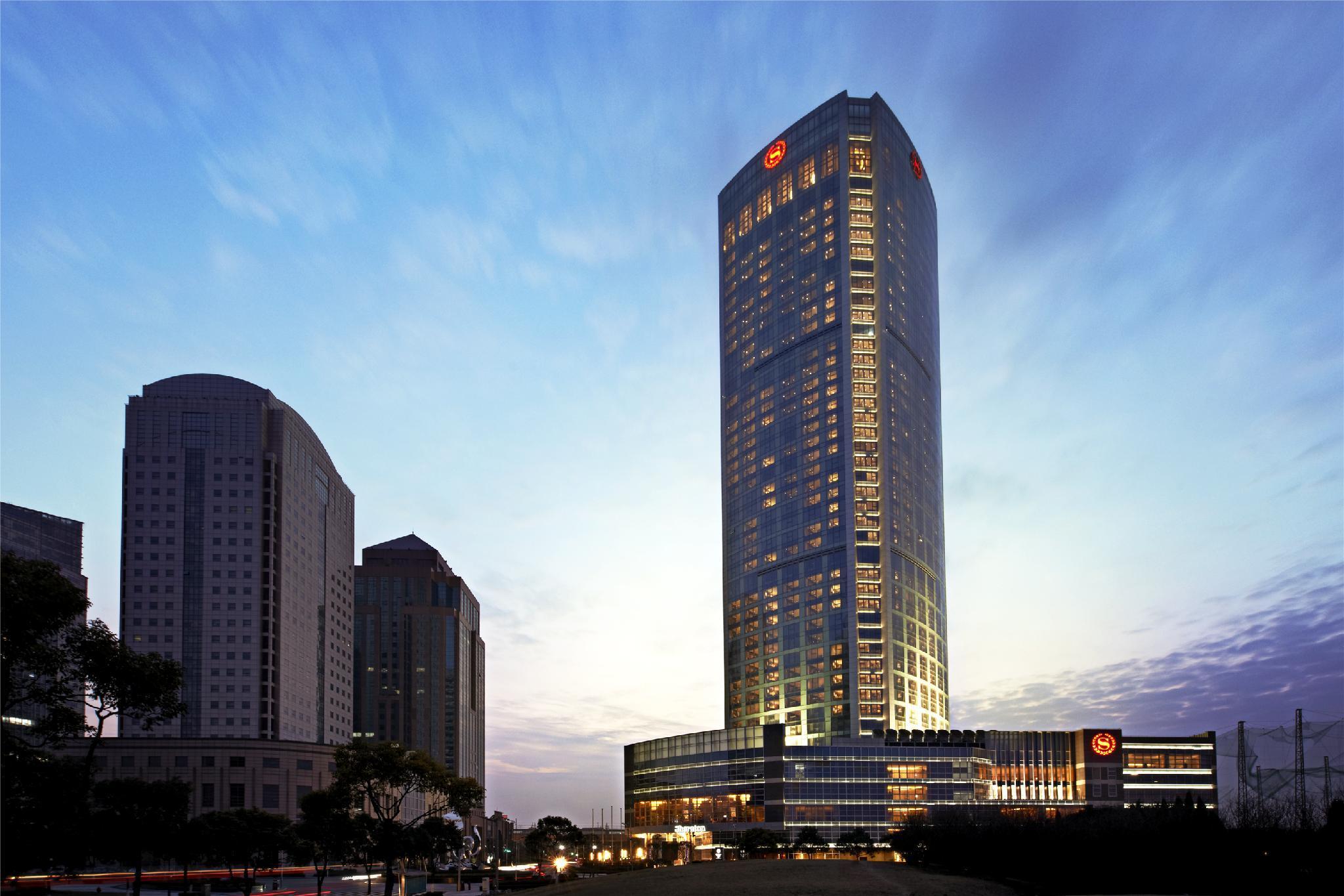 Sheraton Shanghai Waigaoqiao Hotel Jinqiao And Waigaoqiao