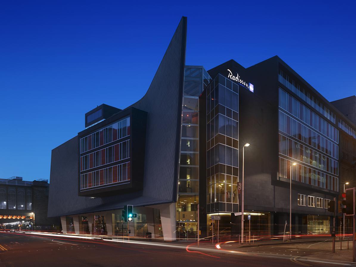 Radisson Blu Hotel Glasgow In United Kingdom, Europe