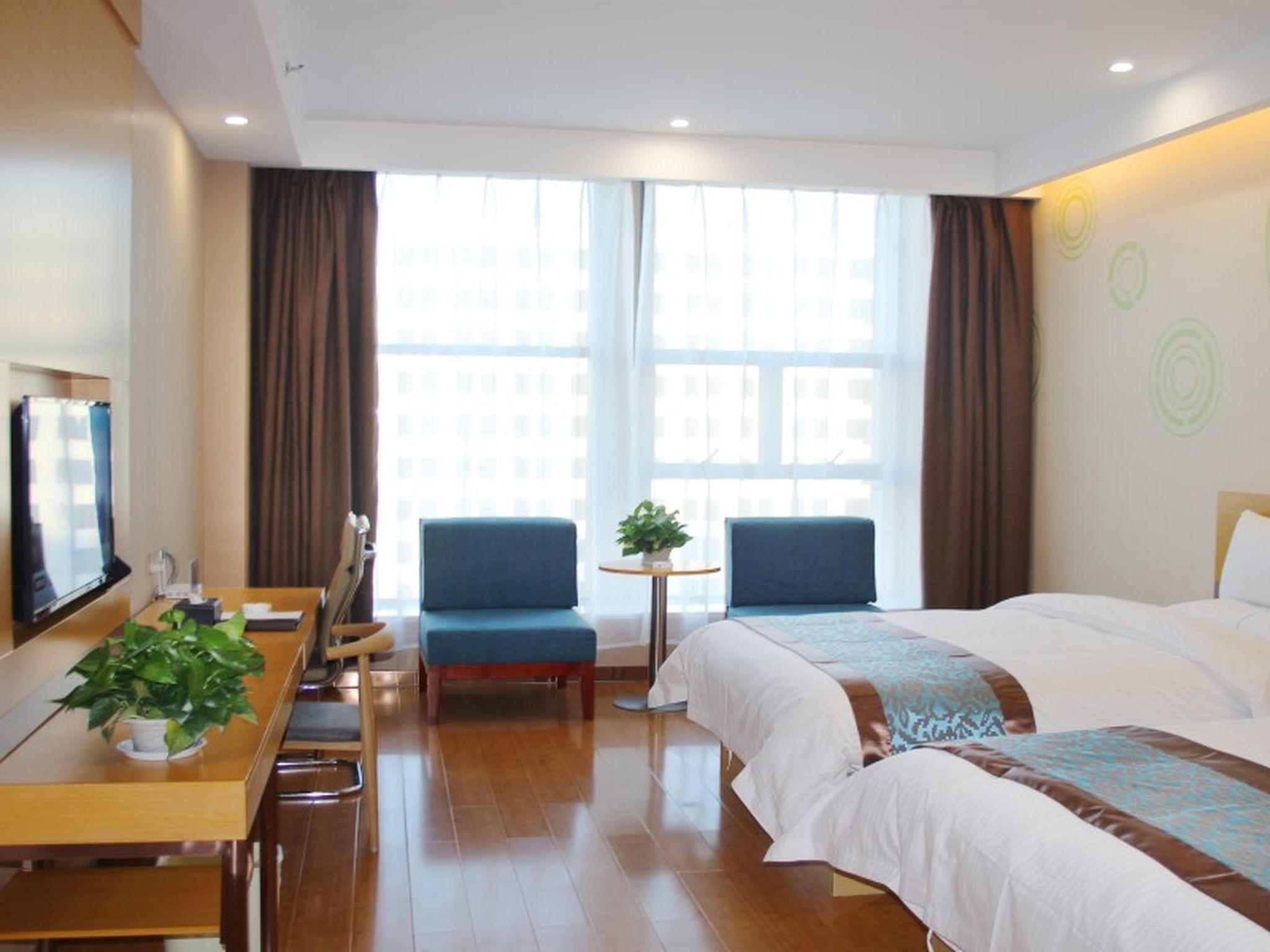 Greentree Inn Yulin South Changcheng Road Business Hotel