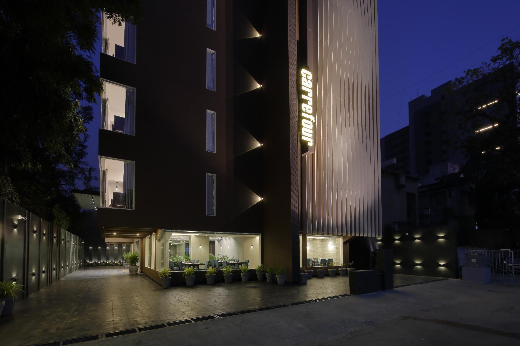 Hotel Carrefour Ahmedabad India