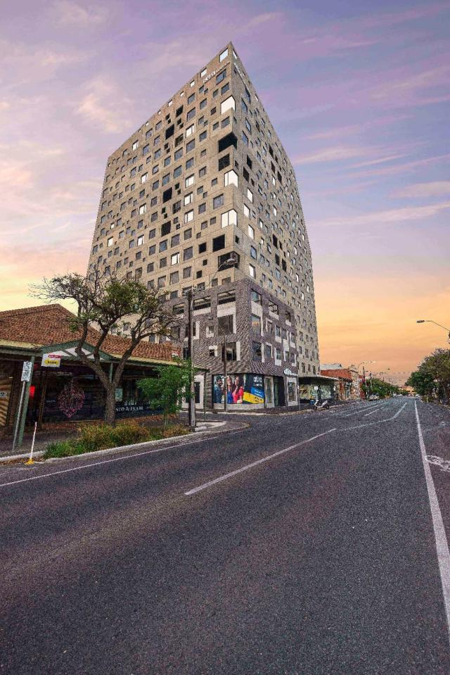 Atira Waymouth Student Accommodation Adelaide South Australia Australia
