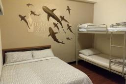 11平方米1臥室平房 (綠島鄉) - 有1間私人浴室 Victor Bistro Comfortable room for 4 people