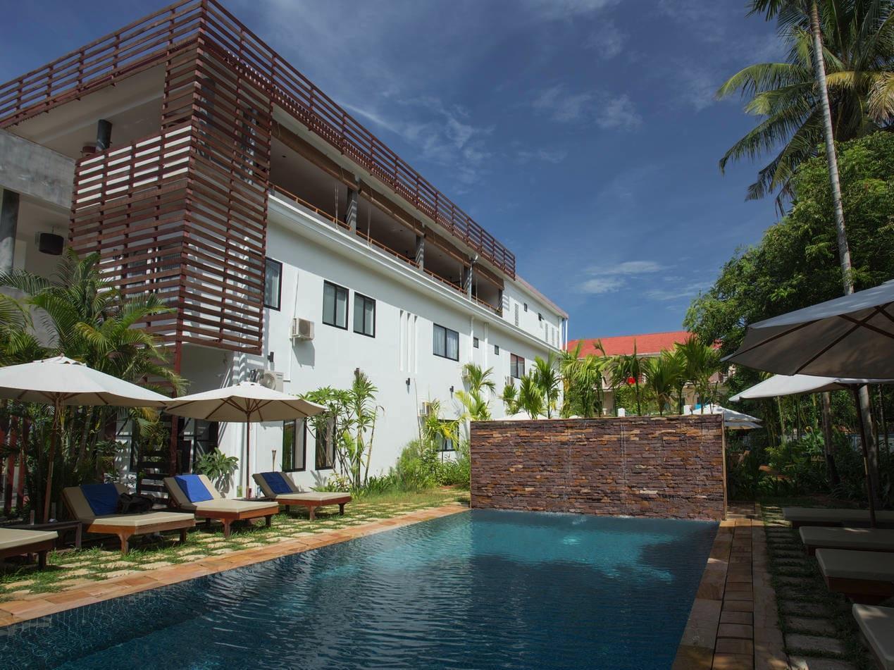 Mudra Angkor Boutique Hotel Siem Reap Cambodia