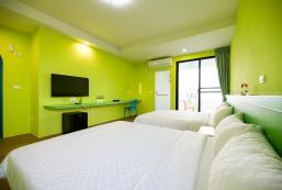 40平方米1臥室獨立屋 (澎湖) - 有1間私人浴室 2LANE9Sea View Homestay Magong City 202