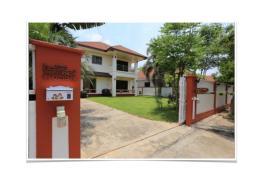 250平方米3臥室獨立屋 (鐘克) - 有2間私人浴室 Happy Villa Buriram