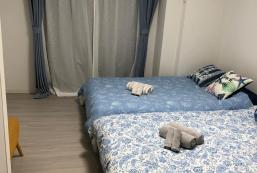 30平方米開放式公寓(兩國) - 有1間私人浴室 Ocean Rm/JR 8 min/Akihabara 6 min/FREE WIFI