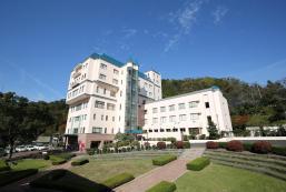 三朝町白色藝術酒店 Blanc Art Misasa