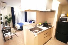 32平方米1臥室公寓(新宿) - 有1間私人浴室 2-Relaxing stay in Shinjuku,3mins to station, wifi