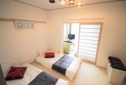 30平方米開放式公寓(難波) - 有1間私人浴室 Near Tsutenkaku! Comfy room for 6 people! HB302