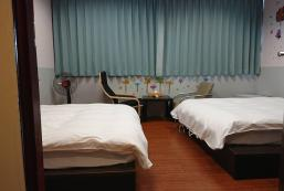 35平方米1臥室公寓 (西屯區) - 有0間私人浴室 大熊讚是高級四人房