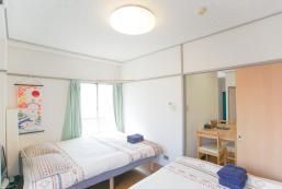 45平方米2臥室公寓(新宿) - 有1間私人浴室 Shinjuku-okubo 305