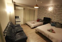 75平方米3臥室公寓(難波) - 有3間私人浴室 03 Osaka 11ppl ok 3bedroom 3bath&3toilet
