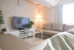 45平方米1臥室公寓(難波) - 有1間私人浴室 Yokoduna apartment 605