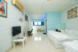 40平方米1臥室(布袋鎮) - 有1間私人浴室 Faith Hope Love hostel(Aegean Sea Impression)