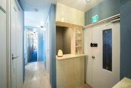 藍色金沙町衣櫃青年旅館 The Wardrobe Hostel BLUE Kinshicho