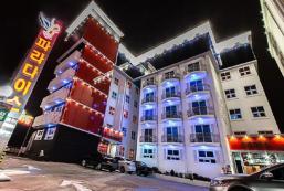 鏡浦天堂汽車旅館 Kyungpo Paradise Motel