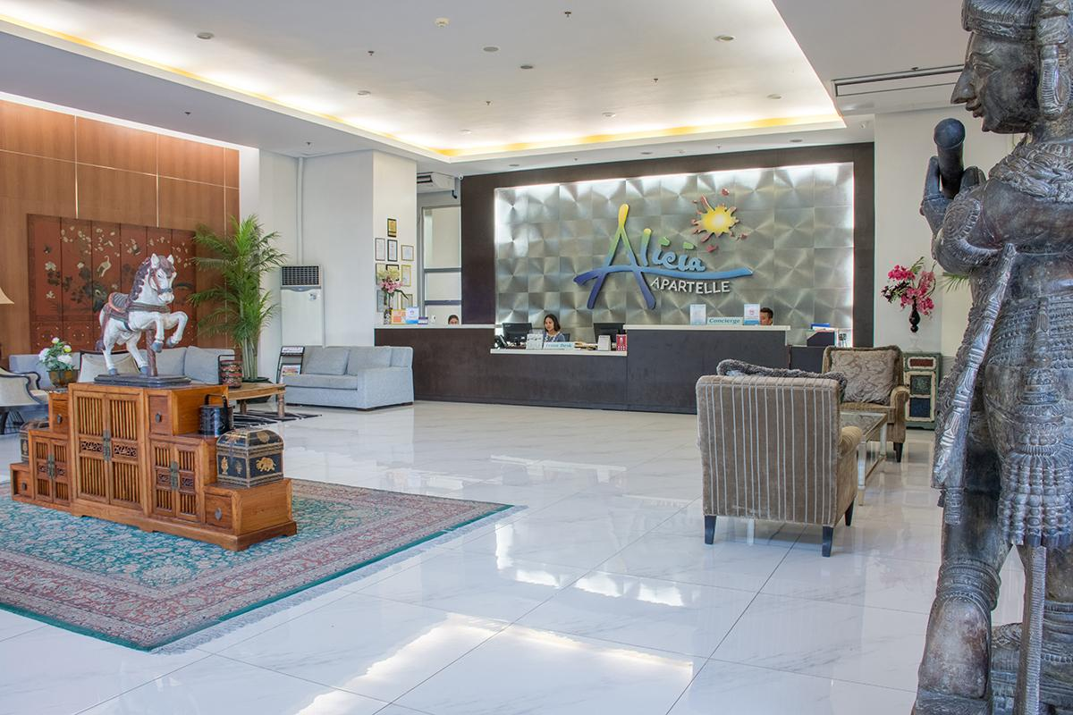 Alicia Apartelle Cebu City Cebu Philippines Great