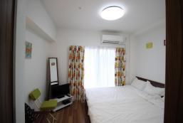 22平方米1臥室公寓(梅田) - 有1間私人浴室 8min from Tamagawa St・Private room 4 ppl ED-702