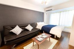 25平方米1臥室公寓(難波) - 有1間私人浴室 Fully renovated unit! 5min JR/ 4pp OK/River 202