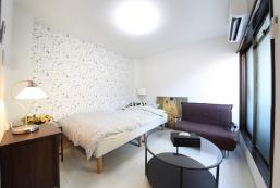 16平方米1臥室公寓(東大阪) - 有1間私人浴室 EX Fuse Apartment 1A