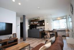 54平方米3臥室獨立屋(札幌) - 有1間私人浴室 One house rental with quick access to Sapporo