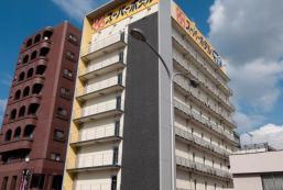 宇都宮超級酒店 Super Hotel Utsunomiya