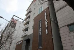 瓦倫丁酒店 - 蔚山 Valentine Hotel Ilsan