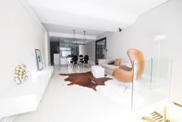 198平方米3臥室公寓 (信義區) - 有2間私人浴室 Taipei 101/4 bedroom/artist villa house .