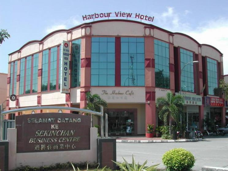 Harbour View Hotel Sekinchan