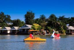 32平方米1臥室平房 (甘烹盛) - 有1間私人浴室 Chawalun Resort Chamchuri Lake View Bungalow 1