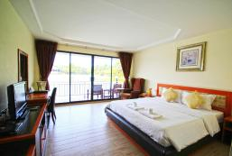 32平方米1臥室平房 (甘烹盛) - 有1間私人浴室 Chawalun Resort Chamchuri Lake View Bungalow 3