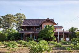 30平方米1臥室獨立屋 (薩拉布裏府) - 有0間私人浴室 (Jatuporn) Baan Klangsuan, Pa sak River, Saraburi