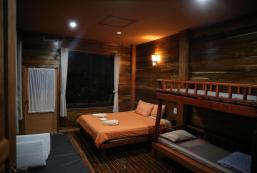 25平方米開放式平房 (寬卡暖) - 有1間私人浴室 wetlandcamp baanchailay Family