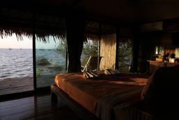 24平方米開放式平房 (寬卡暖) - 有1間私人浴室 wetlandcamp baanchailay Villa 3