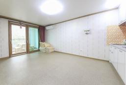46平方米開放式公寓 (突山邑) - 有1間私人浴室 Jeonghyun Pension