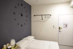 12平方米1臥室公寓 (淡水區) - 有1間私人浴室 Vltava 。淡水雙人房 。 絕美設計公寓。24小時自助式入住