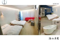 10平方米開放式獨立屋 (枋寮) - 有1間私人浴室 Fangliao Hostel Ocean R305