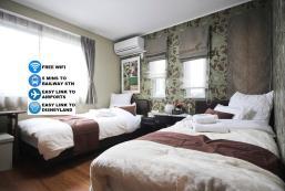 20平方米2臥室獨立屋(葛飾) - 有1間私人浴室 K&T Apartment - Tokyo