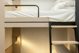 5平方米開放式公寓 (台北車站) - 有3間私人浴室 Twin Room with shared Bathroom
