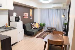 45平方米1臥室公寓(新大阪) - 有1間私人浴室 SHINOSAKA MODERN SKY APARTMENT SUIT 1-302