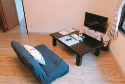 13平方米1臥室公寓(宜野灣) - 有1間私人浴室 Joyful Rose 4 person beautiful room in GinowanCity