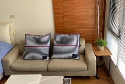16平方米1臥室獨立屋 (秀水鄉) - 有1間私人浴室 GREENHOUSE (301)