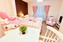 25平方米1臥室公寓(札幌) - 有1間私人浴室 #305 Sanrio Room/Susukino/2min to StreetcarSt/3pax