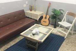 60平方米1臥室公寓 (中和區) - 有1間私人浴室 Vintage style/Zhonghe Tech Zone/ Cozy Big House 1F
