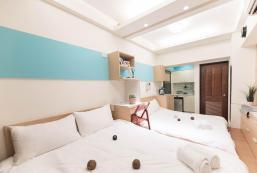 15平方米開放式公寓 (西門町) - 有1間私人浴室 Taipei M1/Luxury/Taipei 101/Ximen MRT/1-4P