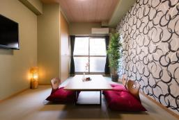 25平方米1臥室公寓(心齋橋) - 有1間私人浴室 [Triple]Near Kyocera Dome, Namba, Minamihorie