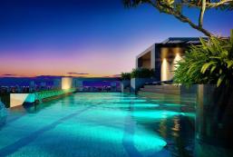 28平方米1臥室公寓 (班普) - 有1間私人浴室 Nice & Ozone Skypool-1Br.@Bts Erawan(Free pick up)