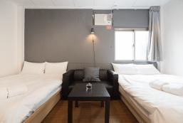17平方米開放式公寓 (西門町) - 有1間私人浴室 Taipei S211/XimenDing/RedHouse/XiaoNanMen MRT/1-4P